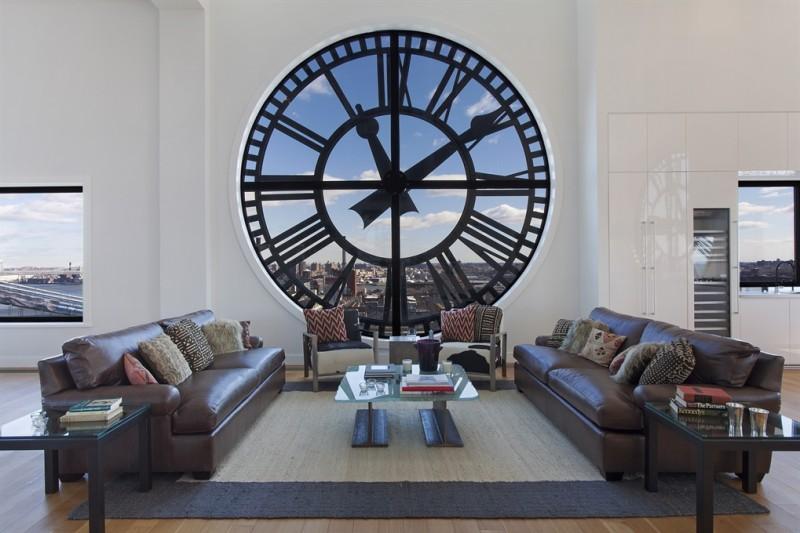 Clock tower loft à new york