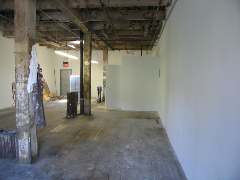 Franklin street loft new york - Loft a renover paris ...