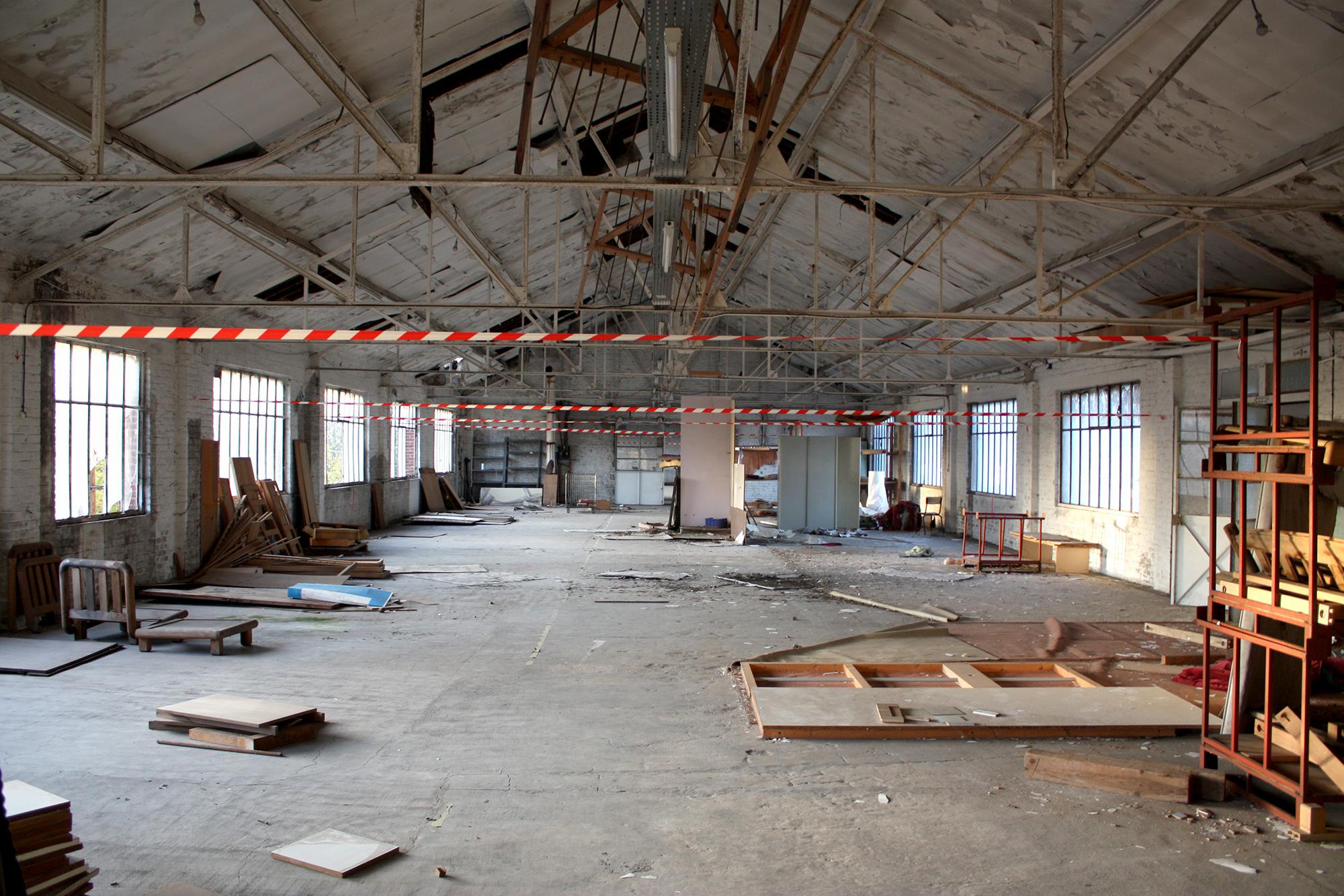 Programme de lofts - Transformer hangar en loft ...