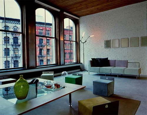Loft manhattan par morris sato studio for Loft new york affitto