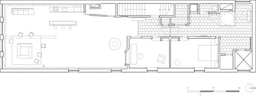 map of the loft