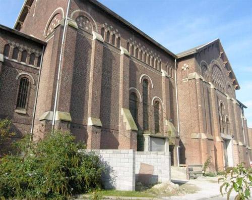 Eglise vendre - Ancienne usine a vendre ...