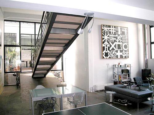 D sign bains travertin de salle for Peindre escalier travertin