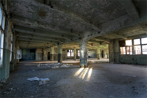 Photos de lieux abandonnés