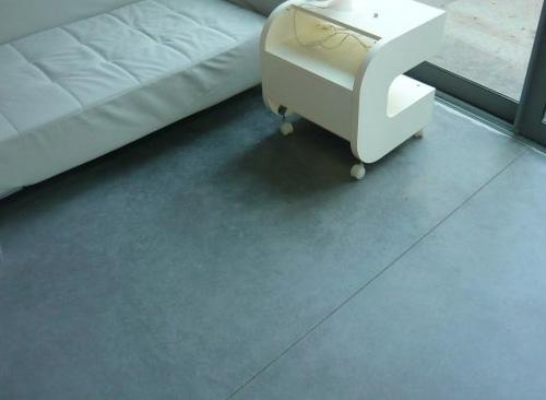18 sols en b ton cir pour votre loft for Carrelage joint de dilatation