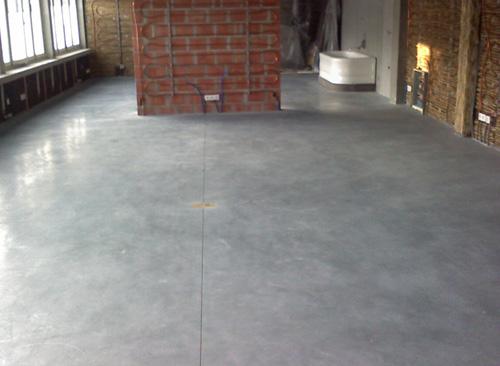 sol beton