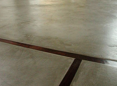 Beautiful inlays down deco floor beton cire sol sol beton cire jpg 500 mu - Plaque beton sol exterieur ...