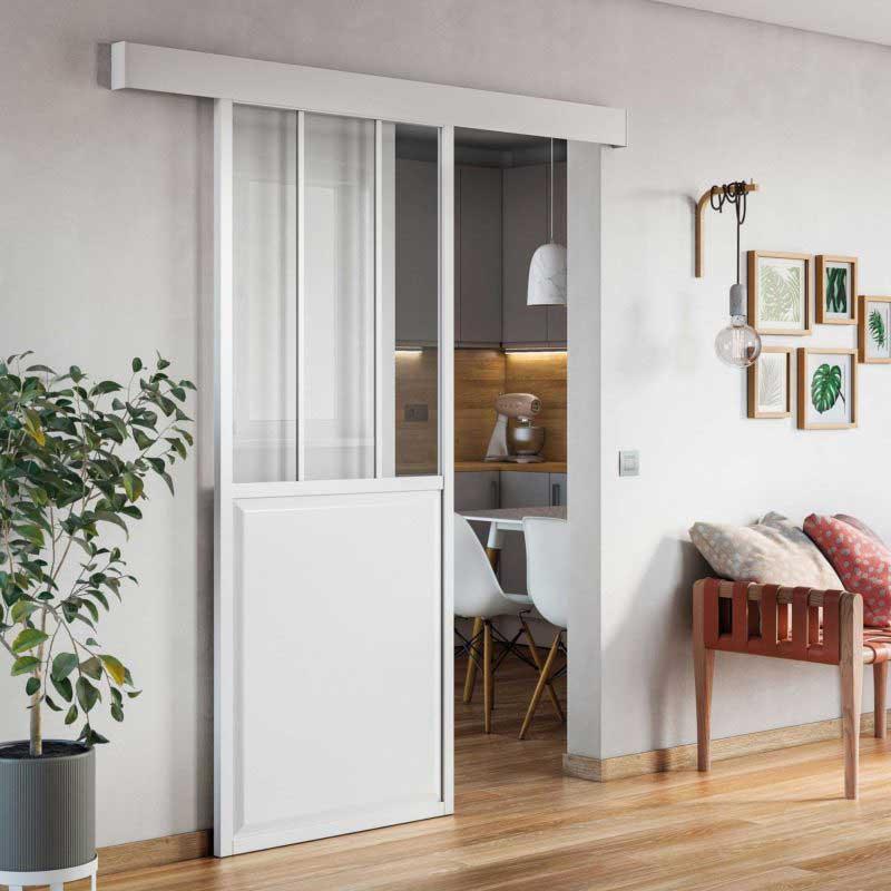 Porte Coulissante 31 Idées Originales Et Astucieuses