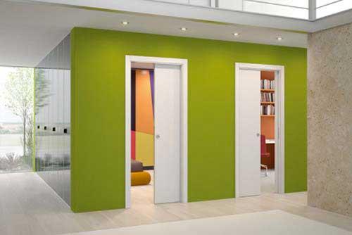 33 id es de portes coulissantes d co. Black Bedroom Furniture Sets. Home Design Ideas