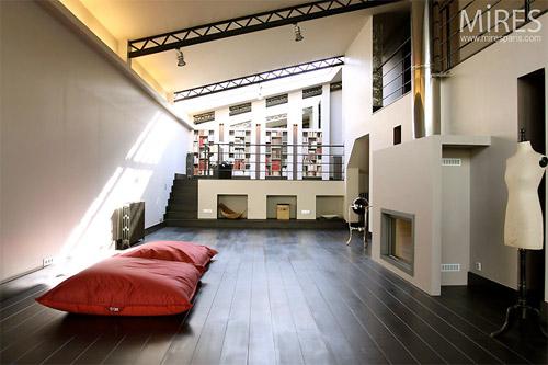 Loft contemporain en le de france - Achat loft ile de france ...