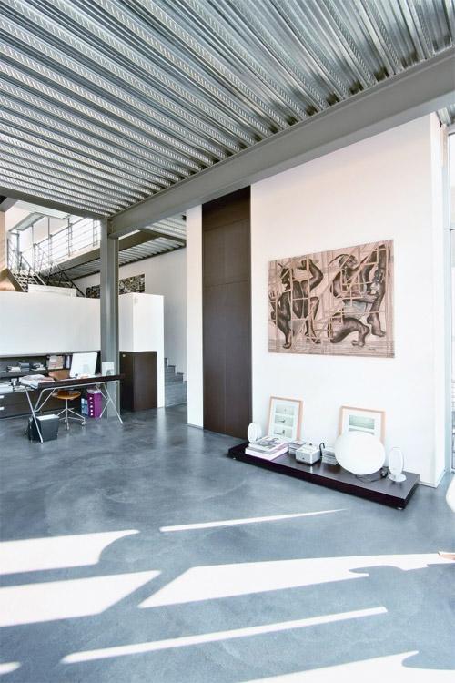 Maison loft saint cloud for Photo maison loft