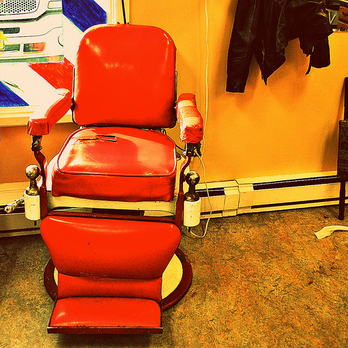 fauteuil flashy