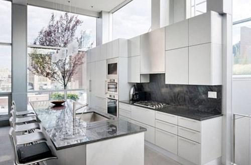 Photos du loft de thierry henry new york - Maison moderne toronto par studio junction ...