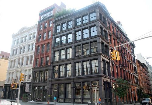 Photos du loft de Thierry Henry à New York