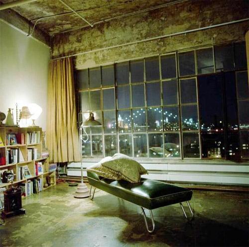 Loft New York Rent: Le Loft D'Ivonne à Brooklyn