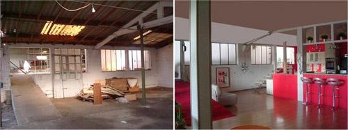 votez pour vos 3 lofts pr f r s. Black Bedroom Furniture Sets. Home Design Ideas