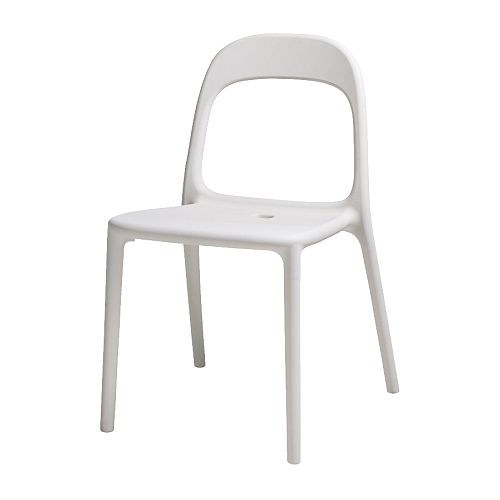 Chaise ikea urban for Chaise ikea blanche