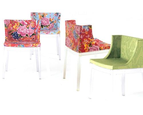 chaise kartell mademoiselle flor ale. Black Bedroom Furniture Sets. Home Design Ideas