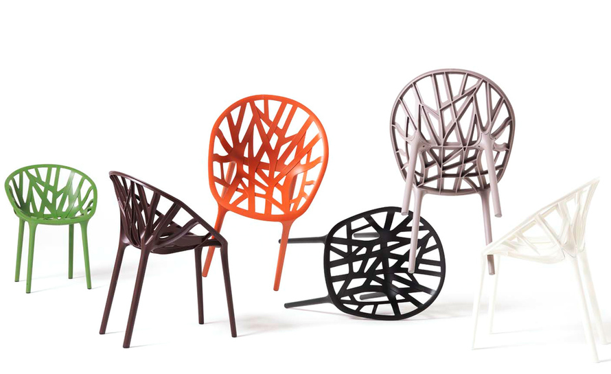 27 id es de chaises design pour votre loft - Chaises design pas chere par quatre ...