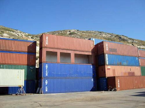 Construction d une maison container marseille for Autoconstruction container