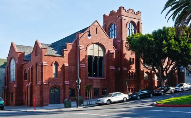 Loft dans une église à San Francisco