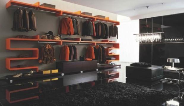 Dressing italien orange