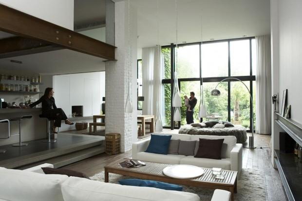 r habilitation d 39 une maison de maitre roubaix. Black Bedroom Furniture Sets. Home Design Ideas