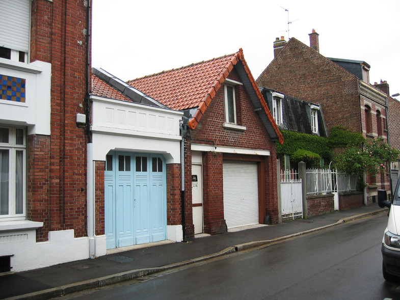 Transformation d 39 un garage en habitation amiens for Garage petit mars