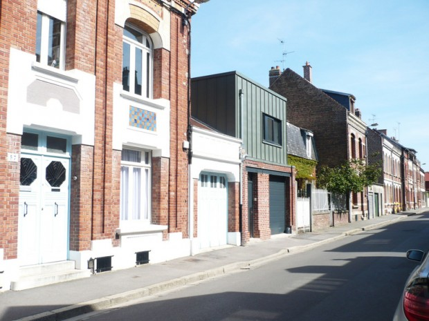 transformation d 39 un garage en habitation amiens