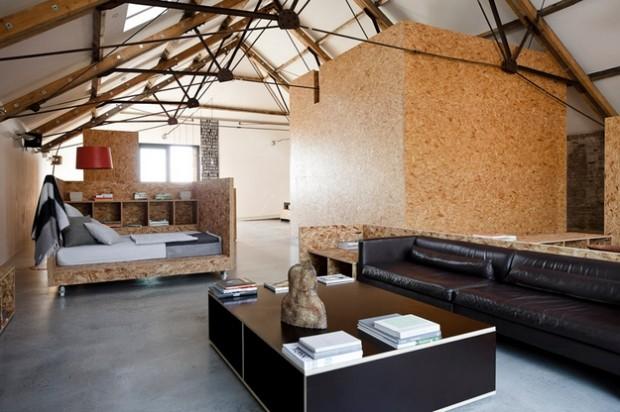 Ochre Barn Grange Transform 233 E En Loft