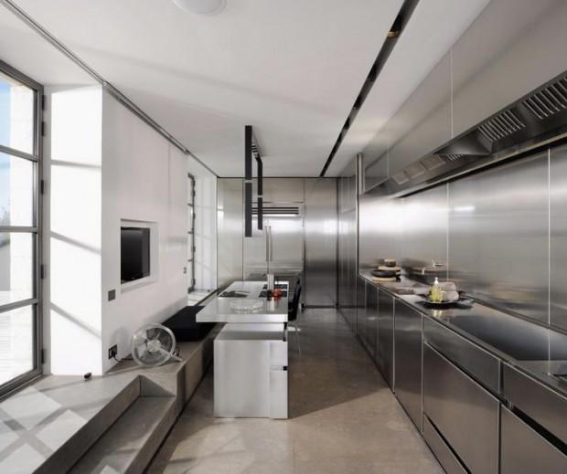 Kitchen  inox