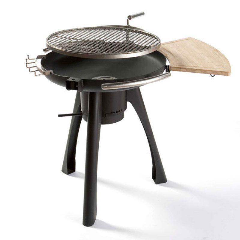 barbecue au charbon haut de gamme. Black Bedroom Furniture Sets. Home Design Ideas