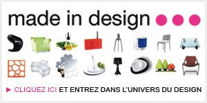 Made in design, mobilier et deco