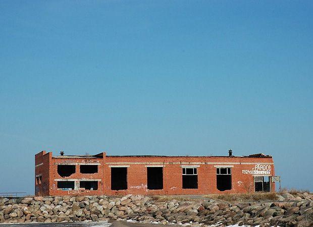 Usine de poisson transform e en loft - Acheter une usine desaffectee ...