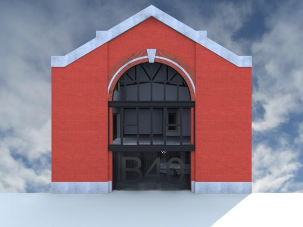 B40 programme de lofts à Tourcoing