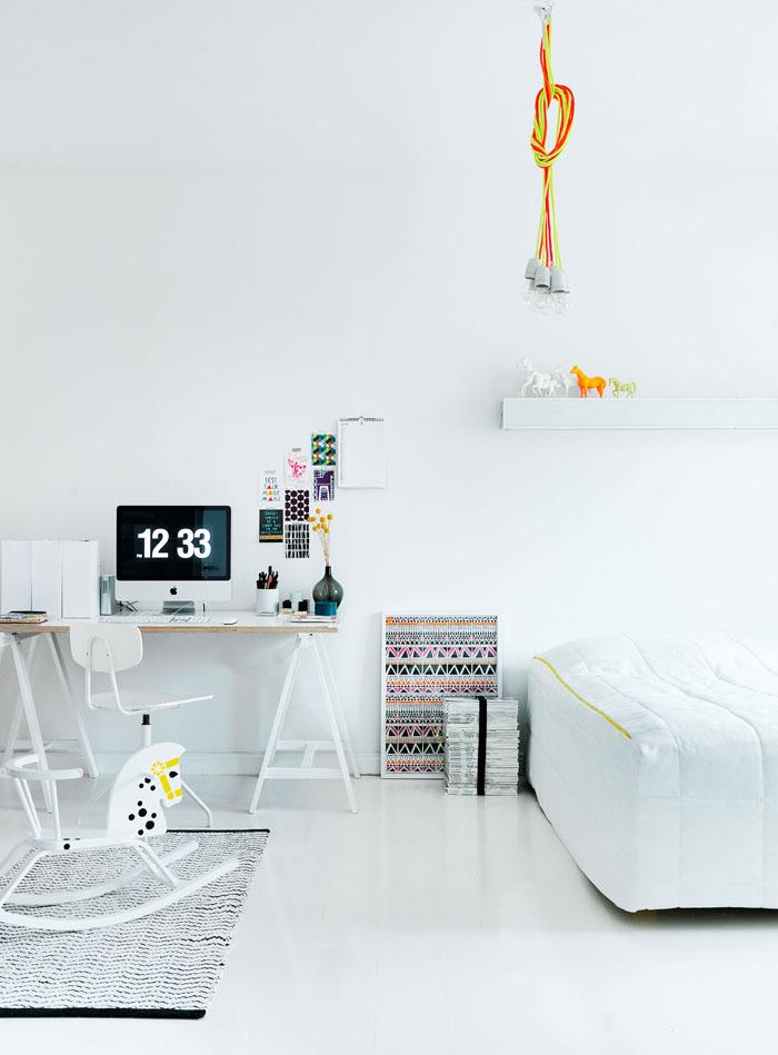 42 idées déco de bureau pour votre loft
