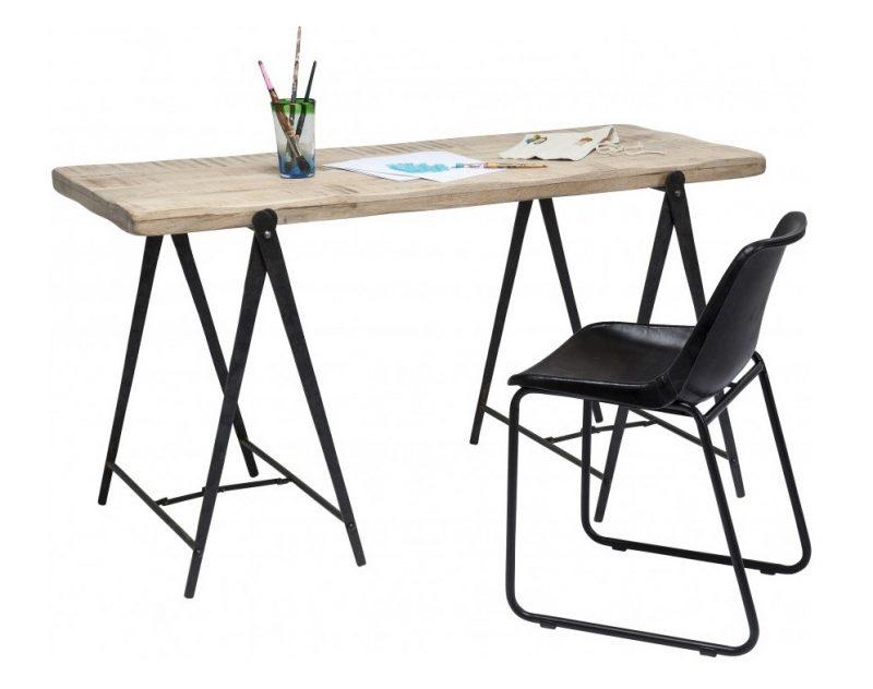 Bureau en bois brut - Des bureaux en bois ...
