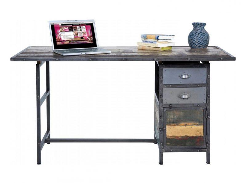 43 id es d co de bureau pour votre loft. Black Bedroom Furniture Sets. Home Design Ideas