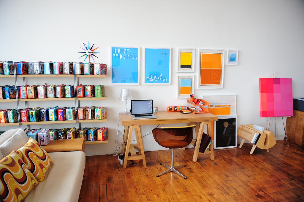 42 idées déco de bureau pour votre loft bureau loft