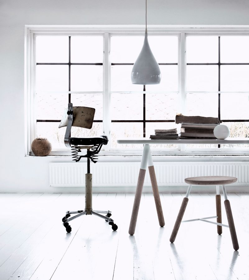 42 idées déco de bureau pour votre loft bureau scandinave moderne