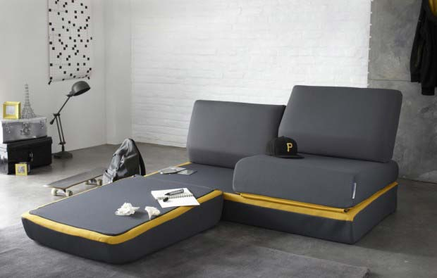 canape convertible. Black Bedroom Furniture Sets. Home Design Ideas