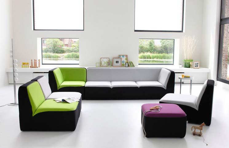 50 id es d co de canap. Black Bedroom Furniture Sets. Home Design Ideas