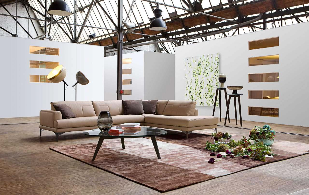50 id es d co de canap for Canape style loft