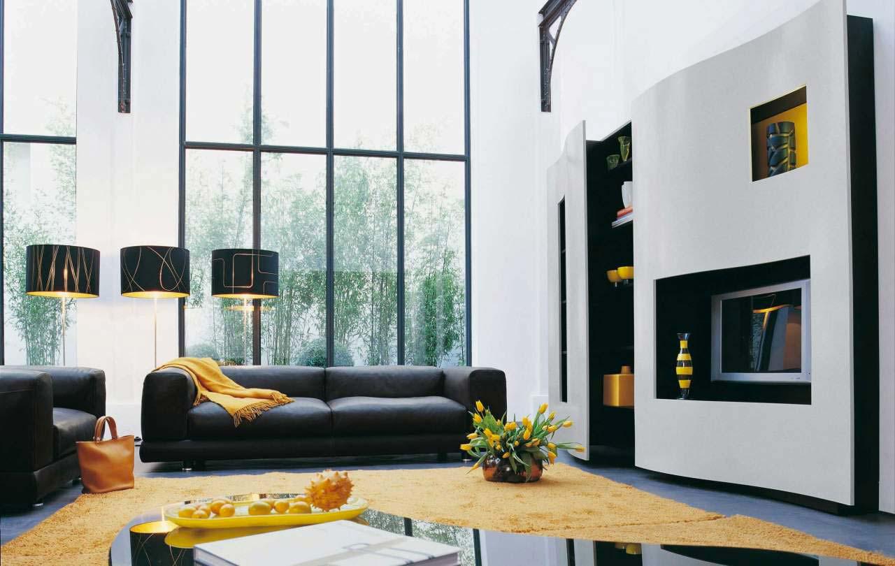 Voilage Pour Chambre Garcon : Canapé Roche Bobois Tangram 3 places, dimensions  240 x 64 x 130 Il