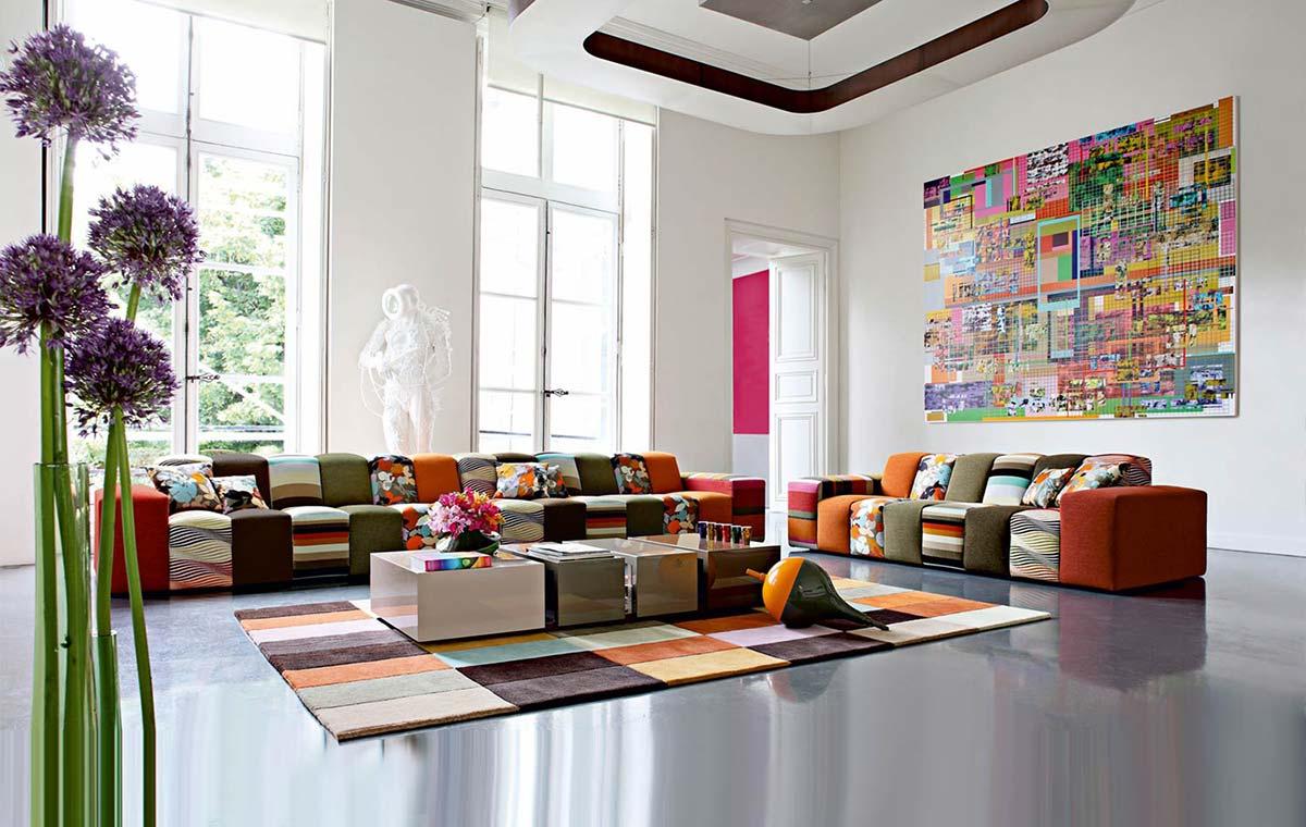 Meridienne Moderne Pour Salon 50 idées déco de canapé