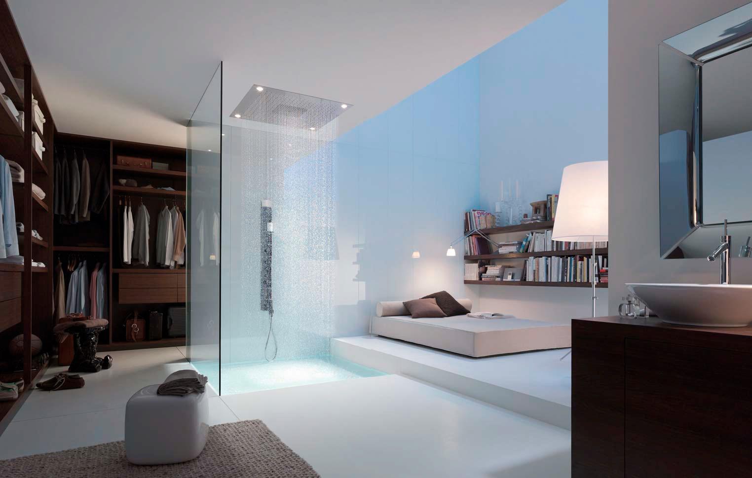 Populaire 18 idées de douche pour votre loft JN44