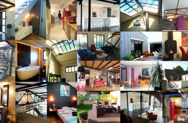 loft industriel sur la r gion nantaise. Black Bedroom Furniture Sets. Home Design Ideas
