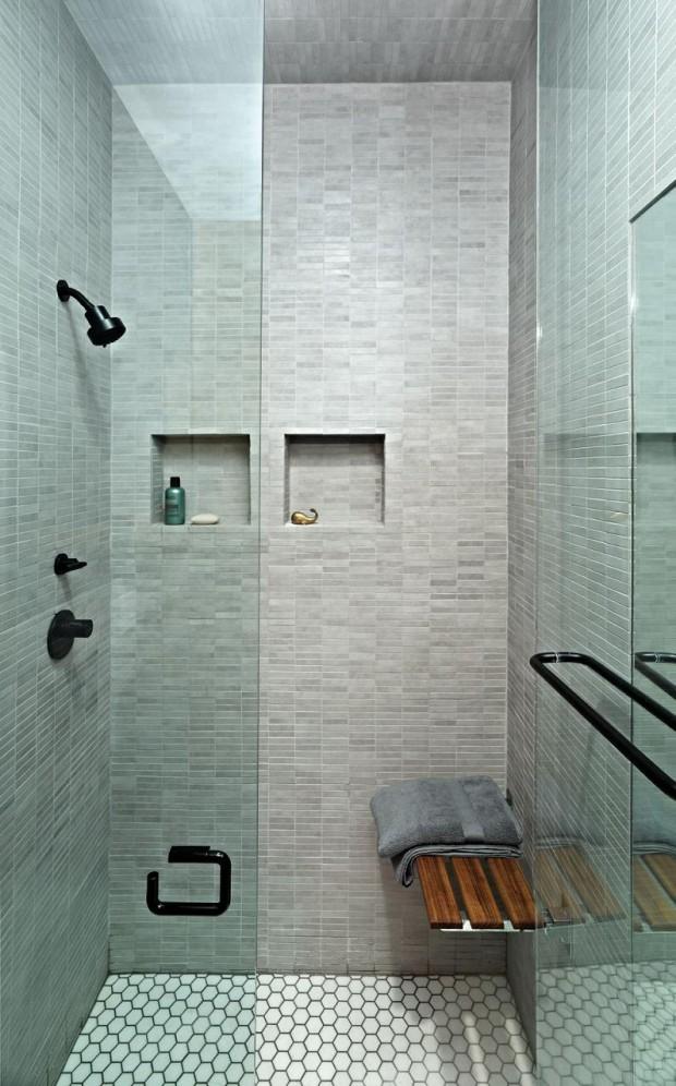 Très 18 idées de douche pour votre loft AR98