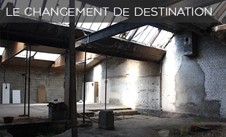 Le guide notre loft for Transformation grange en habitation permis de construire
