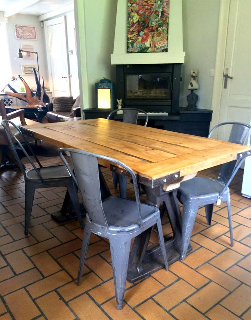 Table originale salle manger - Table salle a manger originale ...